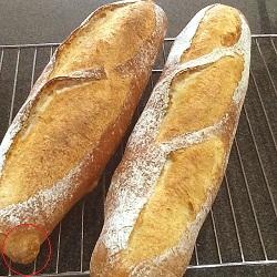 三菱オーブンフランスパン