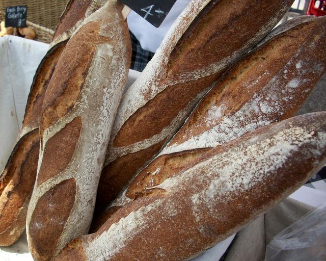 東芝石窯ドームでフランスパン・バゲットを焼いてみた(テスト2)